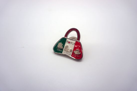 BSCI Factory Top Supplier Do Custom Promotional Metal Key Chain