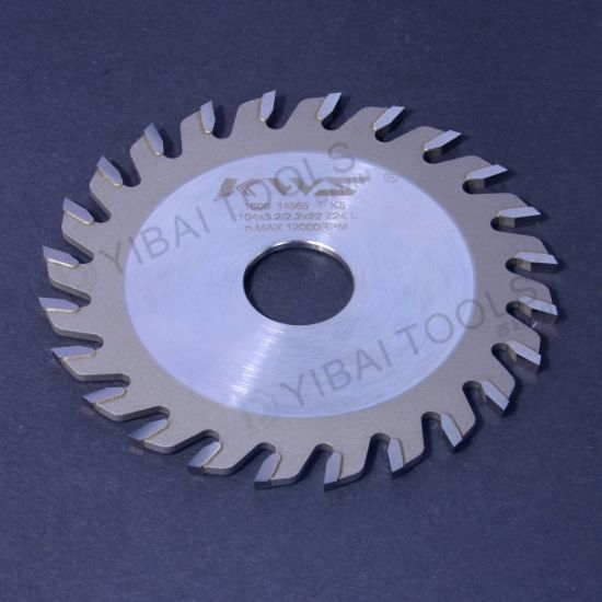 Tct Carbide Tipped Edge Banding Sawblades for Edge Trimming pictures & photos