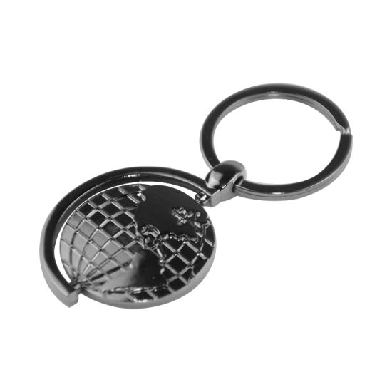 China Wholesale Best Selling Custom Shape Metal 3D Keychains