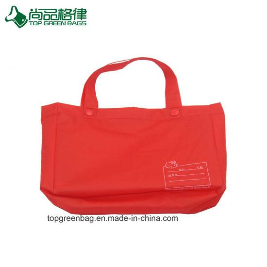 China Wholesale Lovely Hello Kitty TPU Tote Bag Carry Bag - China ... 3a8094c1ac