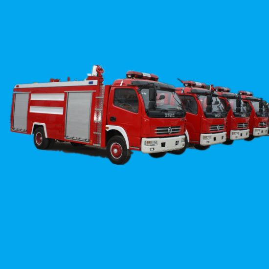 4ton Dongfeng Mini Fire Fighting Truck (Fire Engine)