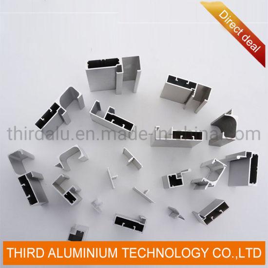 Large Supply Aluminum Kitchen Cabinet Frame Profile for Lybia, Sudan, Algeria, MID East Market
