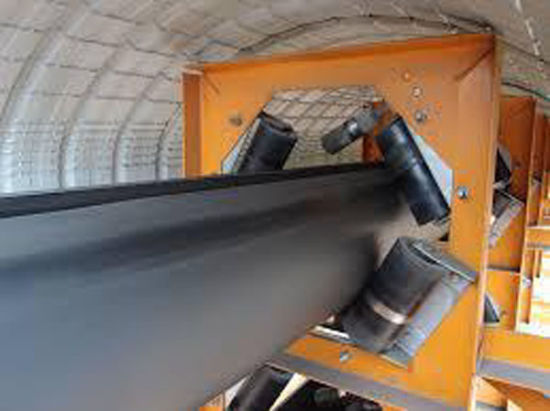 Manufactue Belt and Pipe Conveyor for Material Handling