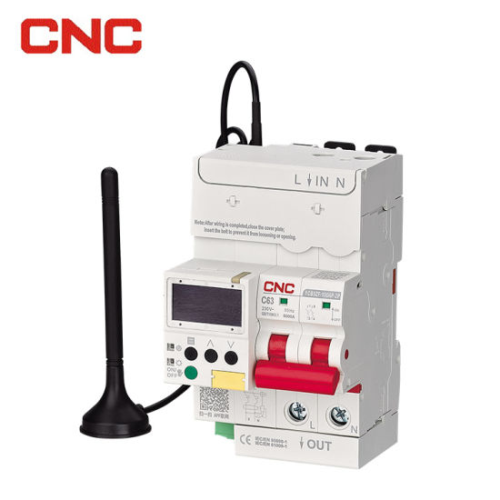 CNC Ycb9zf Smart Internet of Things Circuit-Breaker Failure Protection Miniature Circuit Breaker