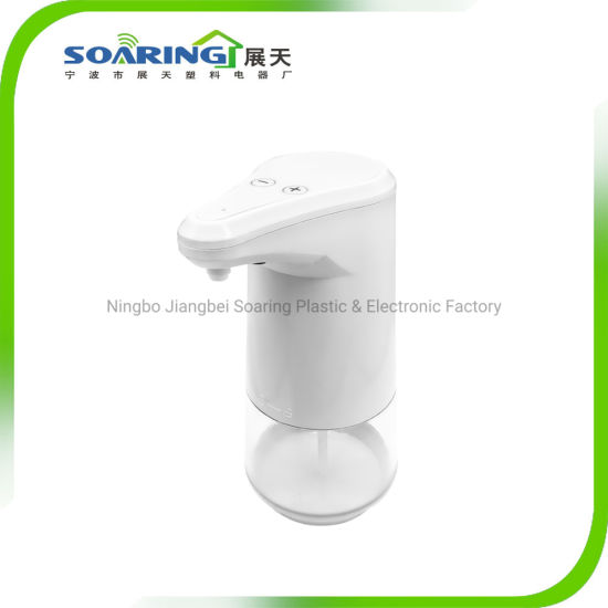 Automatic Induction Disinfector Automatic Hand Touchless Spray Dispenser