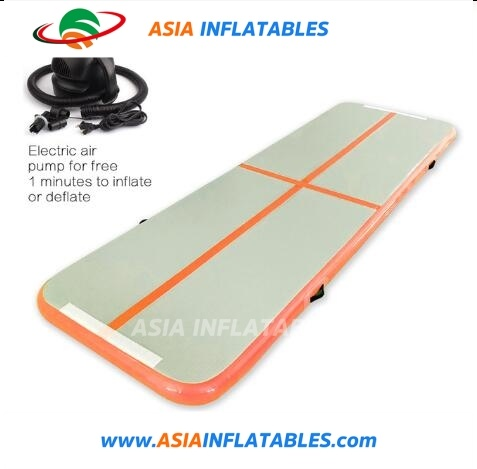 Inflatable Air Training Track Gym Mat