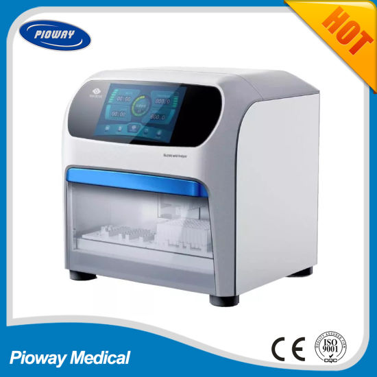 Genepure PRO Fully Automatic Nucleic Acid Purification System (DNA/RNA Extractor) Npa-32p
