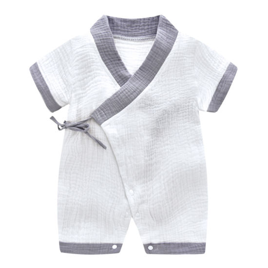 Cardigan Bodysuit Fashion Romper Summer Baby Clothing Baby Clothes