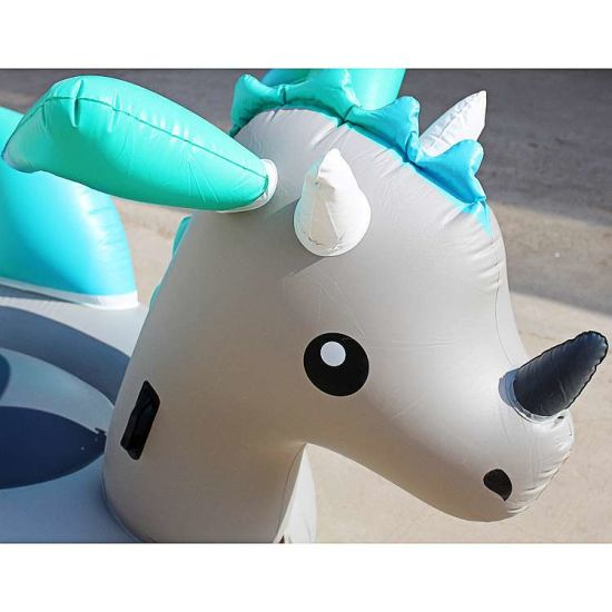 Unicorn Pegaus Inflatable Swimming Ring Floating Dragon Pool Lounge Floats pictures & photos