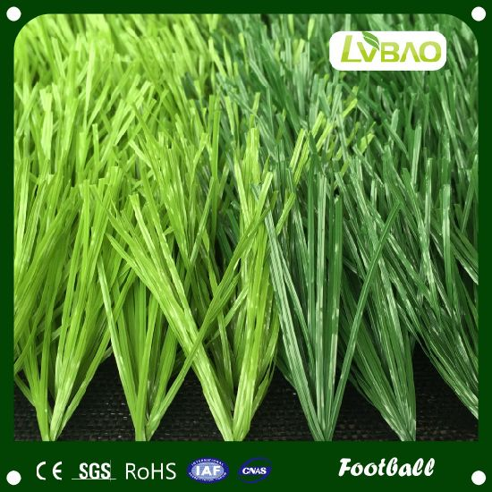 Best Selling Premium Scooer Artificial Football Grass with Fireproof Test pictures & photos