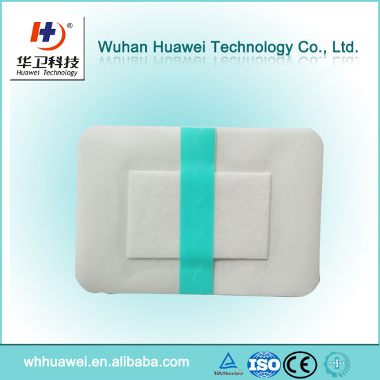 Transparent Wound Dressing with Pad
