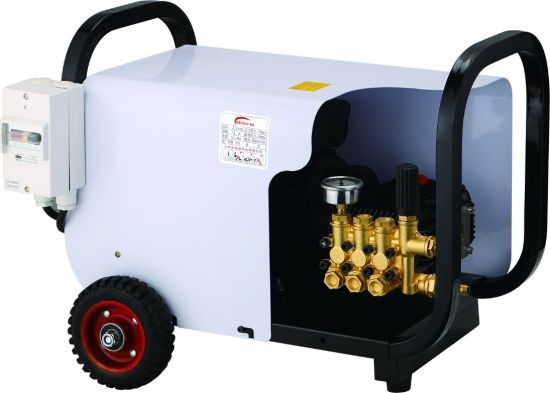 Electric Cold Water Copper High Pressure Washer Car Cleaning Machine with Reasonable Price