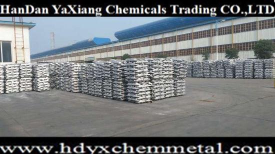 Metal Aluminum Ingot Factory 99.7%