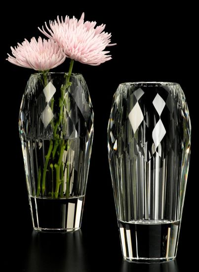 China 10in Crystal Vase For Home Decoration Ma 7023 China Glass Vase And Crystal Vase Price