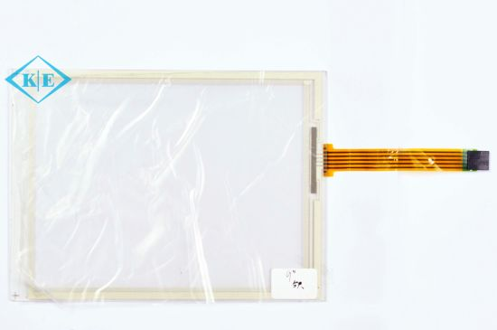 Resistive 5-Wire 9 Inch Touch Screen Panel with Nicomatic Connector pictures & photos