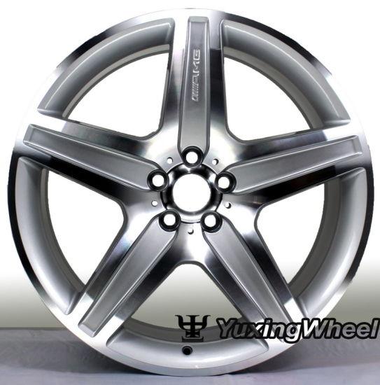 Alloy Wheel Rims Spare Parts For Mercedes Benz