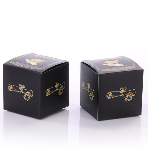 High-Grade Elegant Full Color Ribbon Folding Paper Cosmetic Box pictures & photos