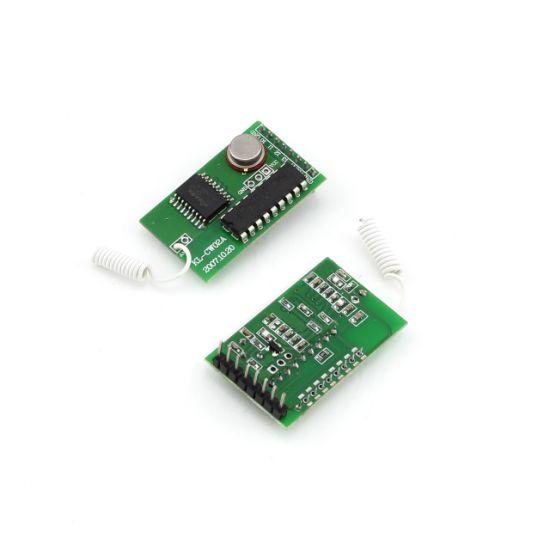 Decoding Receiver Module Super-Regenerative RF Receiver