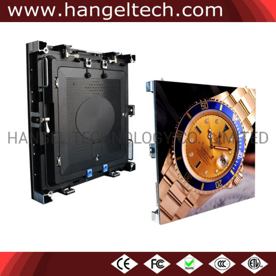 P2.0mm Small Pixel Pitch Indoor Super HD LED Display for Commercial Hall, High End Club, Lecture Hall, Hotel, Airport (512X512mm cabinet)
