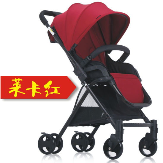 2016 New Style High Quality Folding Baby Stroller Children Stroller pictures & photos