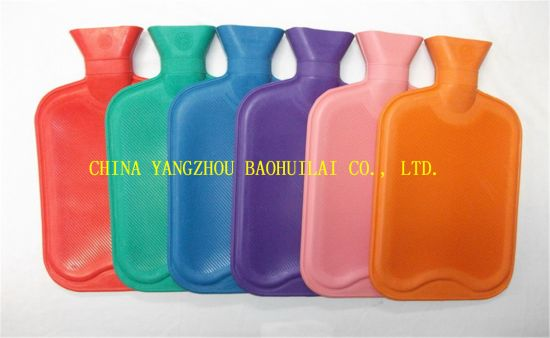 Various Size Various Color BS Hot Water Bag pictures & photos