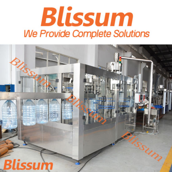 Automatic 3 in 1 Mineral Water Filling Machine Price Manufacturer