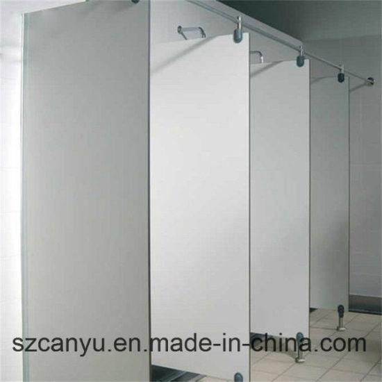 China Movable Aluminium Toilet Partition Wall China Building Enchanting Bathroom Partition Wall Set