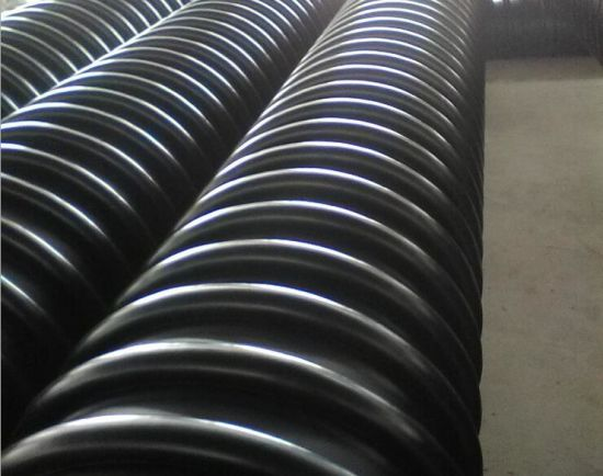 Smooth Internal Surface Corrugated HDPE Pipes