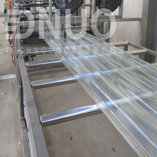 FRP Lighting Roof Sheet Making Production Line