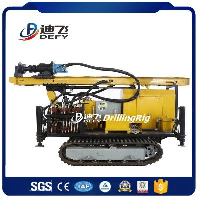 150m Crawler Track DTH Drill Machine for Water Well Drilling
