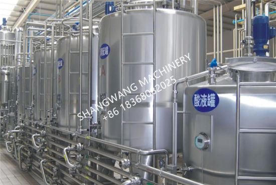 Automatic Dairy Milk Processing Line pictures & photos
