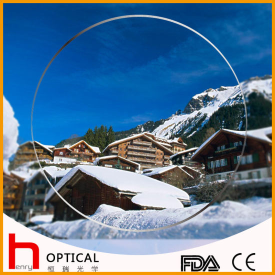 1.56 Single Vision Spin Coating Photogray Optical Lens