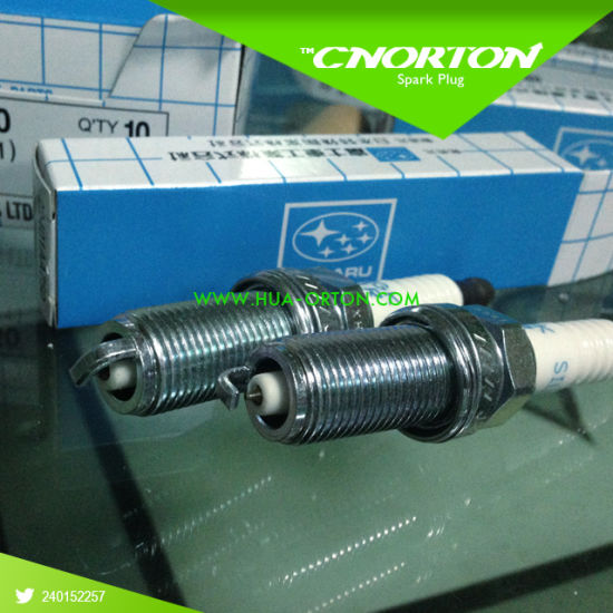 Spark Plug 22401AA750 Silfr6c11 for Subarus pictures & photos