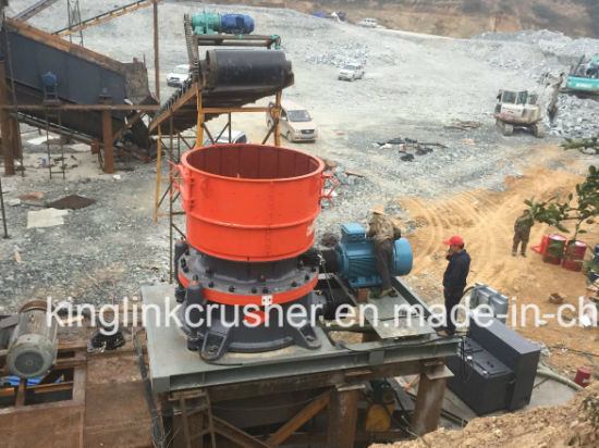 Single Cylinder Hydraulic Cone Crusher pictures & photos