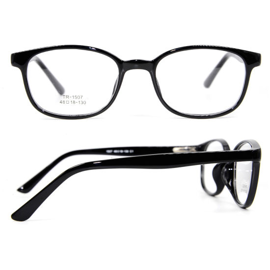 Wholesale Custom Soft Light Weight High Grade Quality Teenager Tr90 Glasses Kids Optical Frames