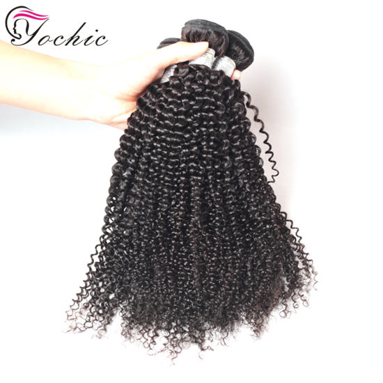 Wholesale 8A Peruvian Curly Hair Weave Bundles Natural Color Remy 100% Human Hair Weaving 8-30 Inch Fast Shipping Unprocessed Hair Weft