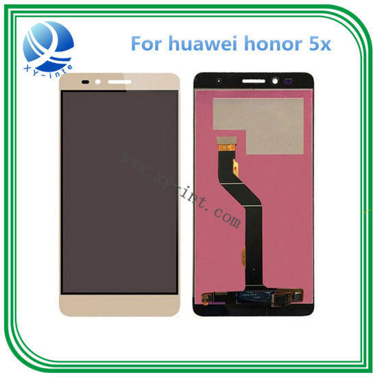 China Touch Monitor Huawei LCD for Honor 5X Screen Touch Display