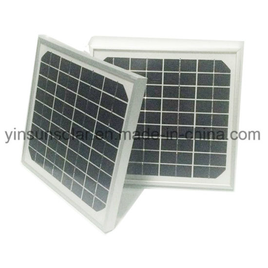 Factory Direct Sale 13W Solar Panel for Solar Power System pictures & photos