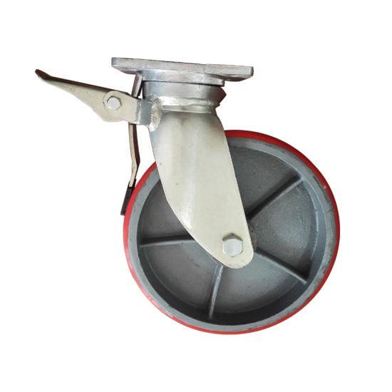 1500kgs Capacity Heavy Duty Scaffolding Wheel Cuplock Scaffolding for Mobile Scaffolding Tower