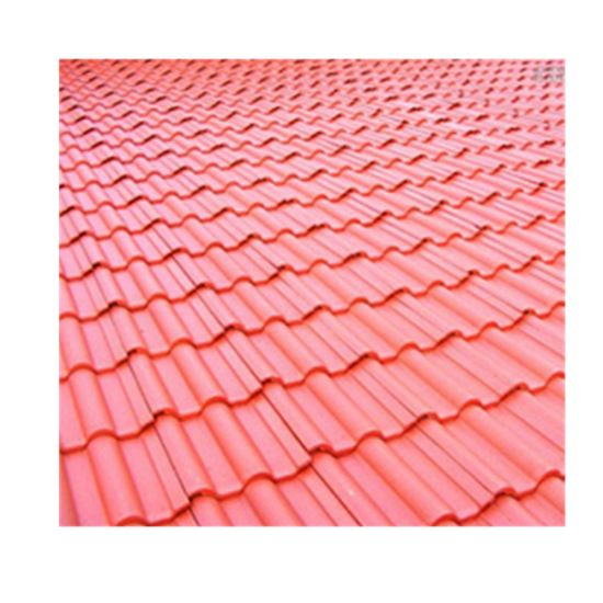 PPGI JIS G3312 Embossed Galvanized Color Coated Corrugated Roofing Steel Sheet Best Supplier