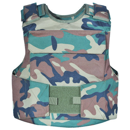 Anti-Stab and Bulletproof Vest Custom for Police and Military