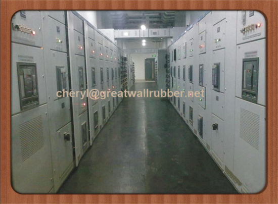 17kv, Classs 2 Insulation Rubber Sheet, Insulation Rubber Flooring pictures & photos
