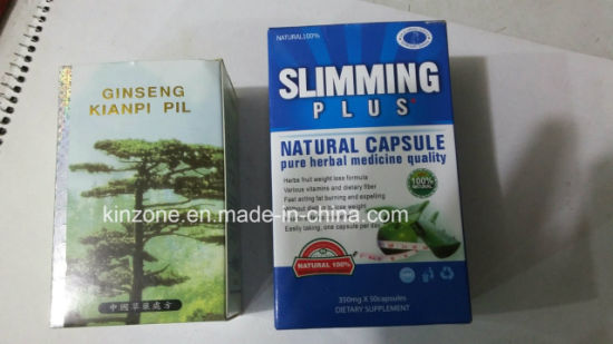 Slimming Plus Natural Slimming Capsules Diet Pills pictures & photos