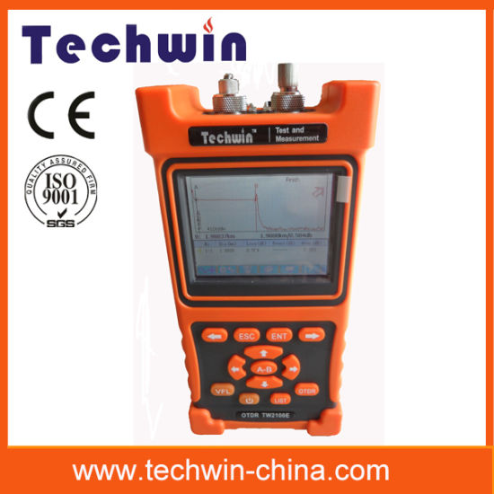 Equal to Jdsu Techwin Brand Mini OTDR Price pictures & photos