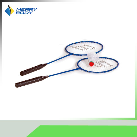 China Factory Hot Sale Custom Logo Many Color Badminton Rackets pictures & photos