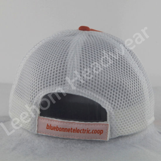 e4db295ef53 China Structured Embroidery Trucker Caps with Soft Mesh - China ...