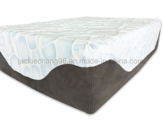 Encasement Mattress Pad -White Goods Sf01MP013 pictures & photos