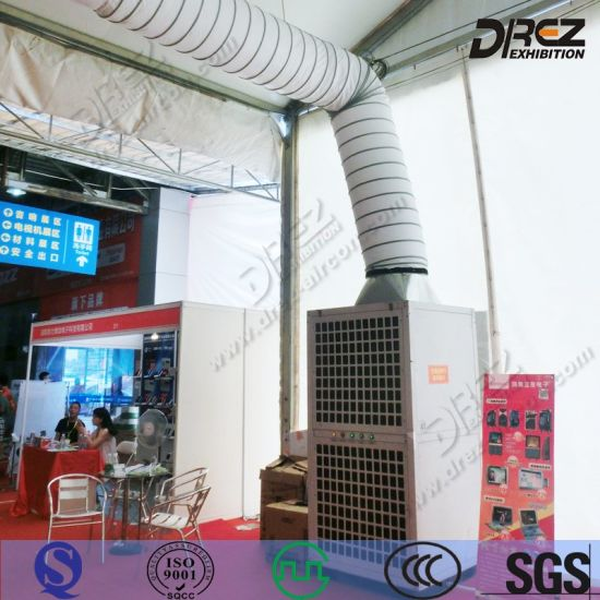 29 Usrt Central AC Evaporative Event Tent Air Conditioning System  (R417A/R22) for Outdoor Function