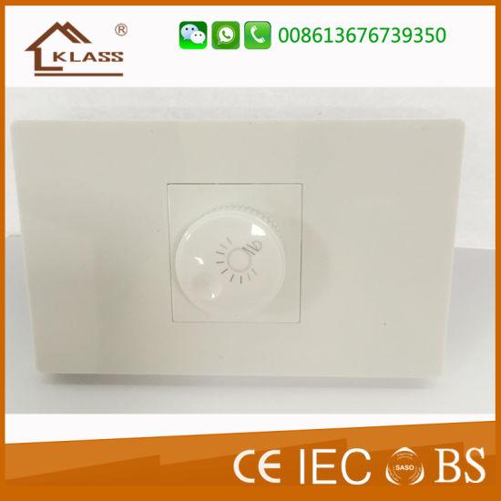 PC White Fan Regulator / Light Dimmer Switch 500W/1000W