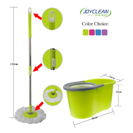 2017 Joyclean 360 Easy Spin Mop pictures & photos